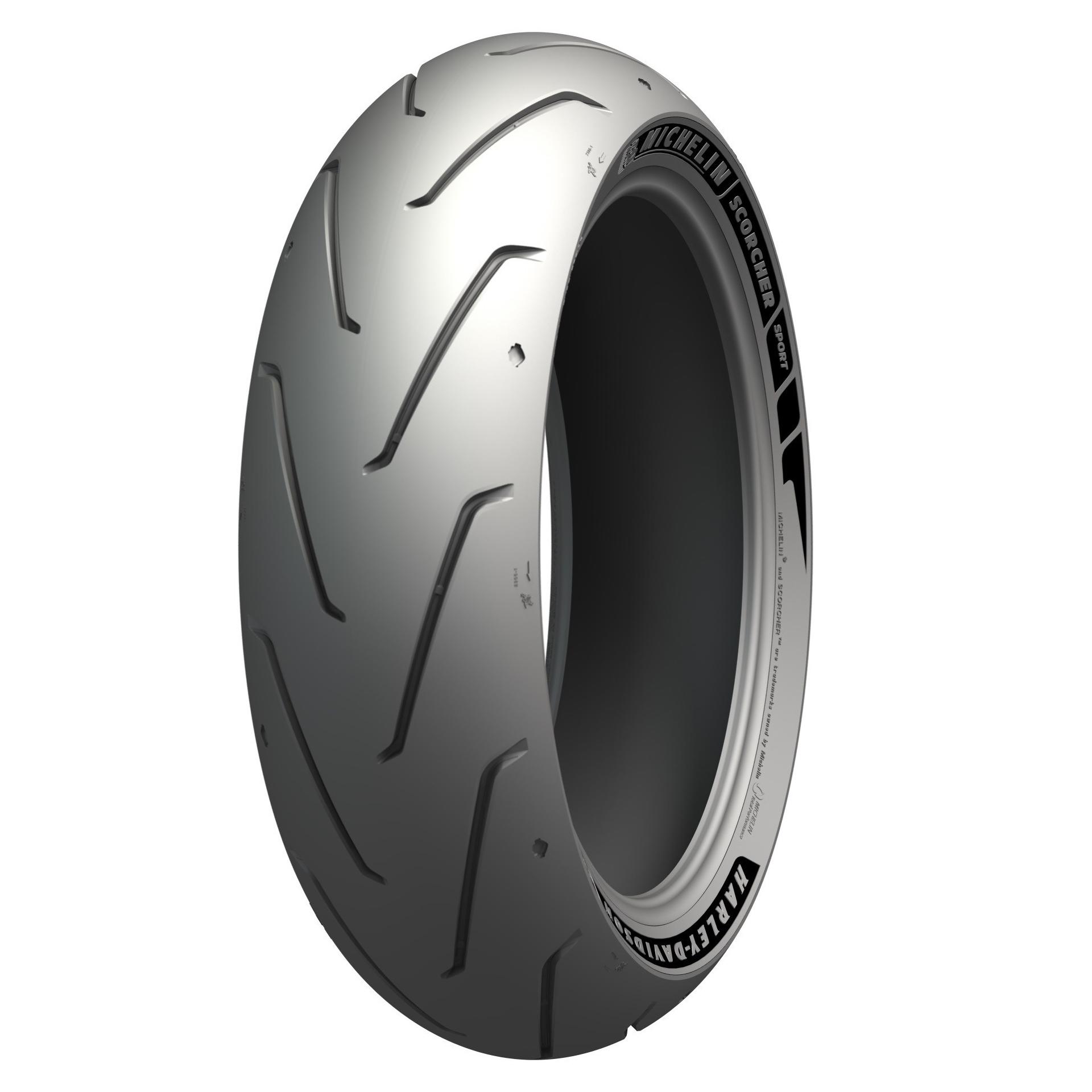 MICHELIN Scorcher Sport tires - Harley-Davidson LiveWire