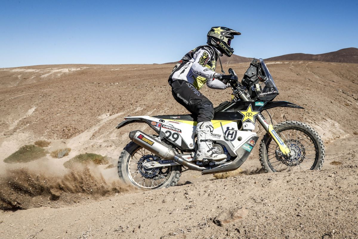 190907 Andrew Short – Rockstar Energy Husqvarna Factory Racing - Atacama Rally [1]