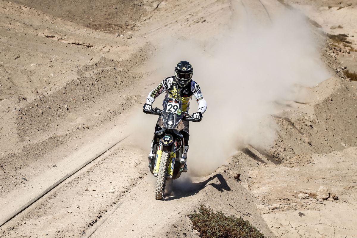 190907 Andrew Short – Rockstar Energy Husqvarna Factory Racing - Atacama Rally [2]