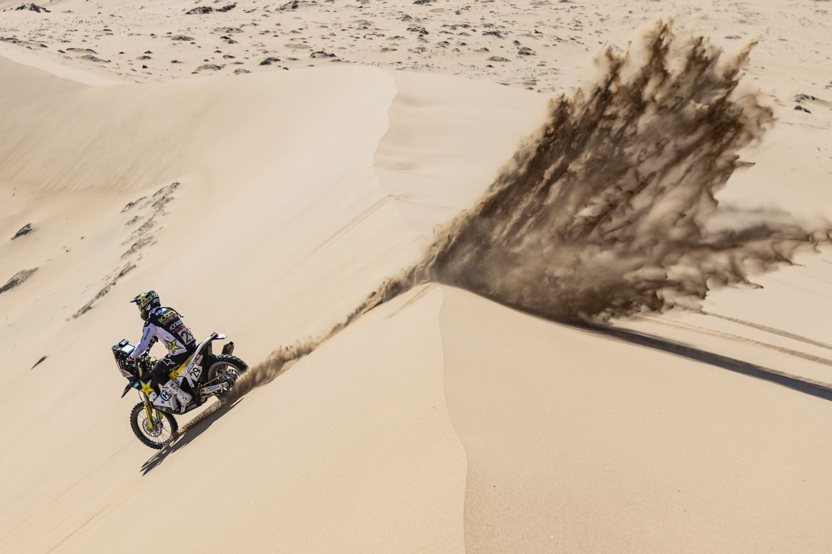 190907 Andrew Short – Rockstar Energy Husqvarna Factory Racing - Atacama Rally [3]
