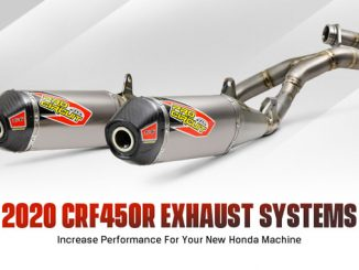 190914 Pro Circuit 2020 CRF450R Exhaust Systems [678]
