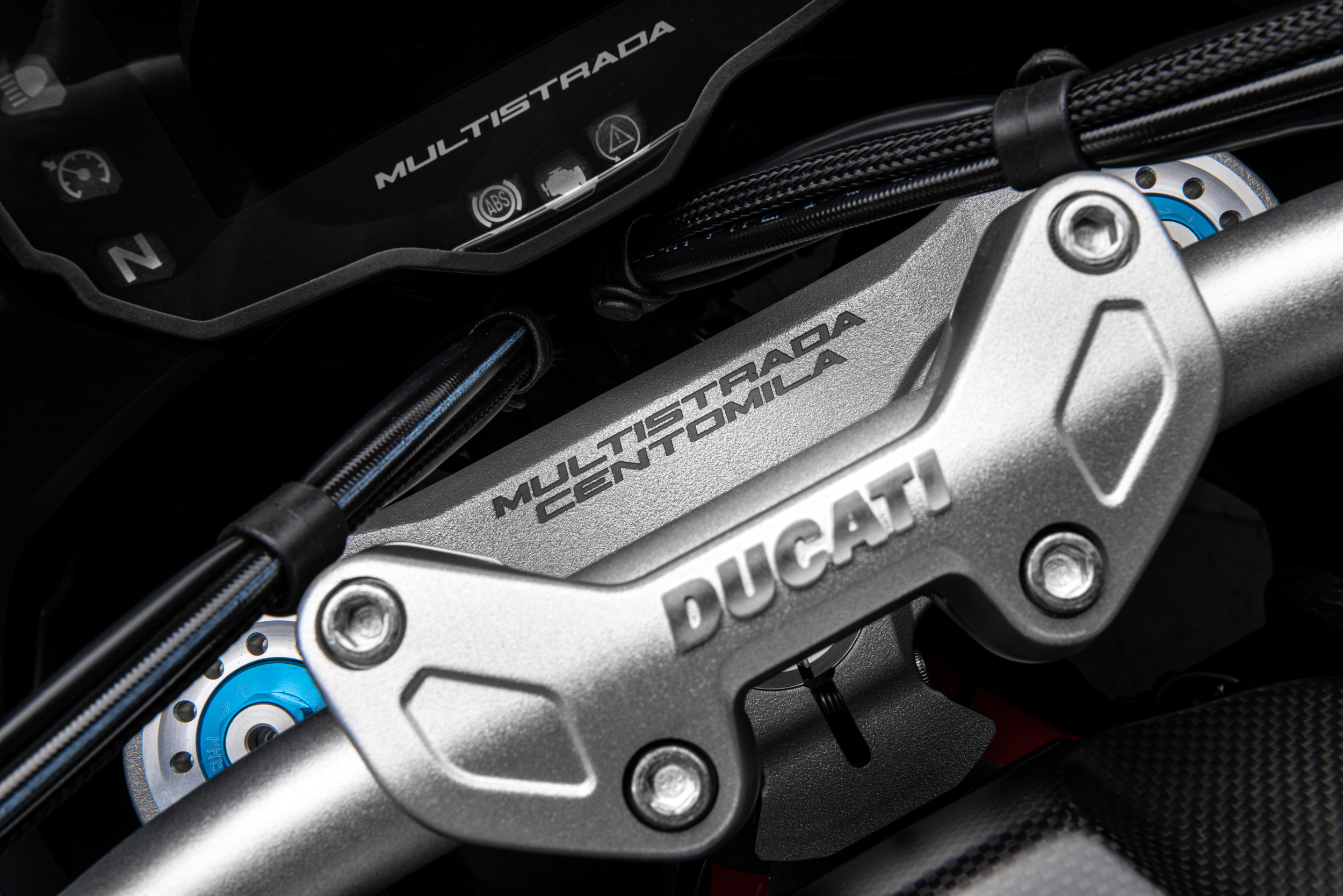 190917 Ducati Multistrada number 100,000