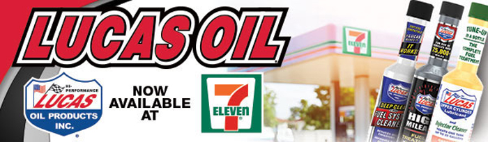 190917 Wide Variety of Lucas Oil Products Hit 7-Eleven Shelves Throughout Florida