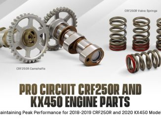 190925 Pro Circuit CRF250R and KX450 Engine Parts [678]