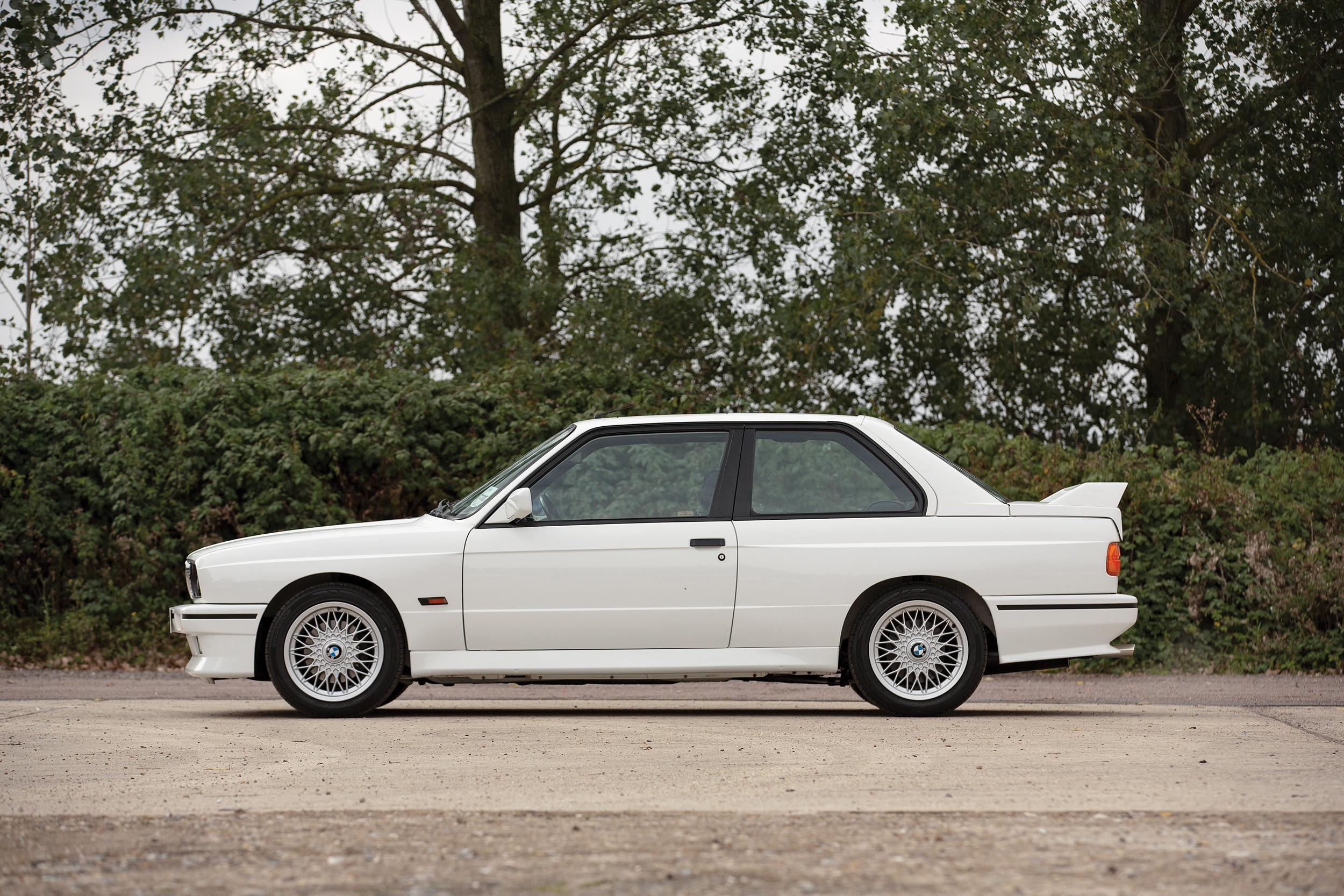 190928 1991 BMW M3 - RM Sotheby's London Sale