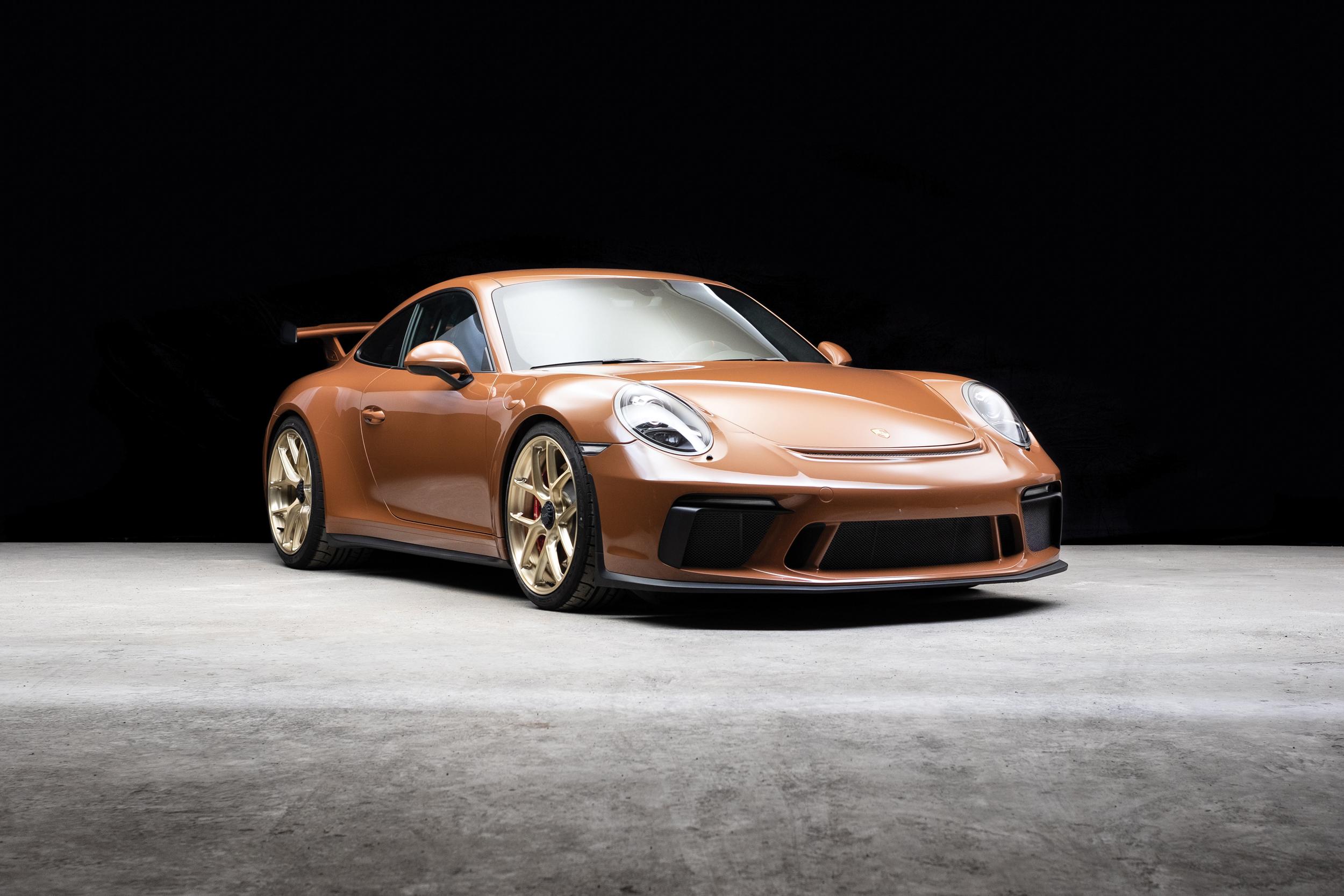 190928 2018 Porsche 911 GT3 - RM Sotheby's London Sale