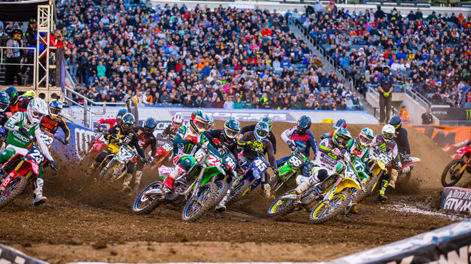 2019 AMA Supercross season at MetLife Stadium in the East Rutherford N.J. (Credit- Jeff Kardas) [678]