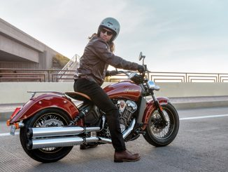 2020 Indian Motorcycle 100th Anniversary Scout