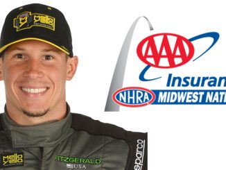 Pro Stock - Alex Laughlin - AAA INSURANCE NHRA MIDWEST NATIONALS