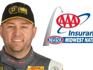 AAA INSURANCE NHRA MIDWEST NATIONALS Richie Cramption [678.1]