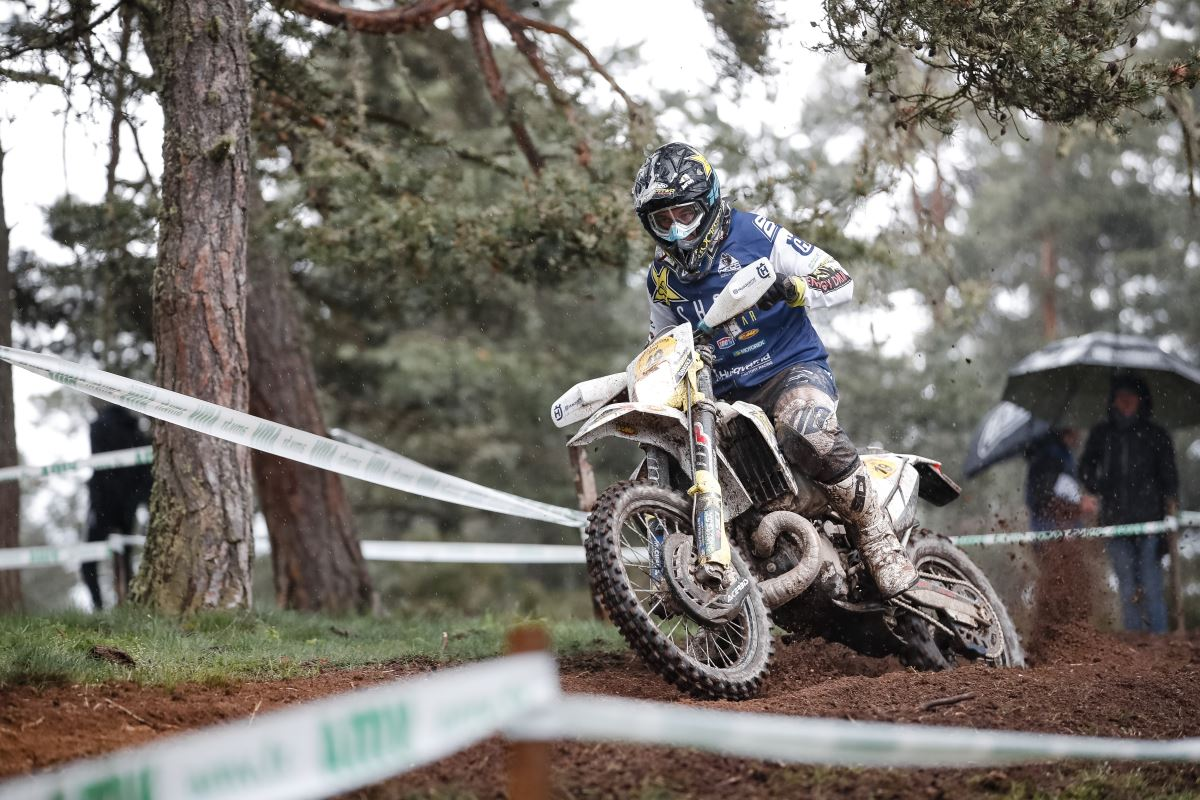 Alfredo Gomez - Rockstar Energy Husqvarna Factory Racing - Hawkstone Park Cross-Country [1]