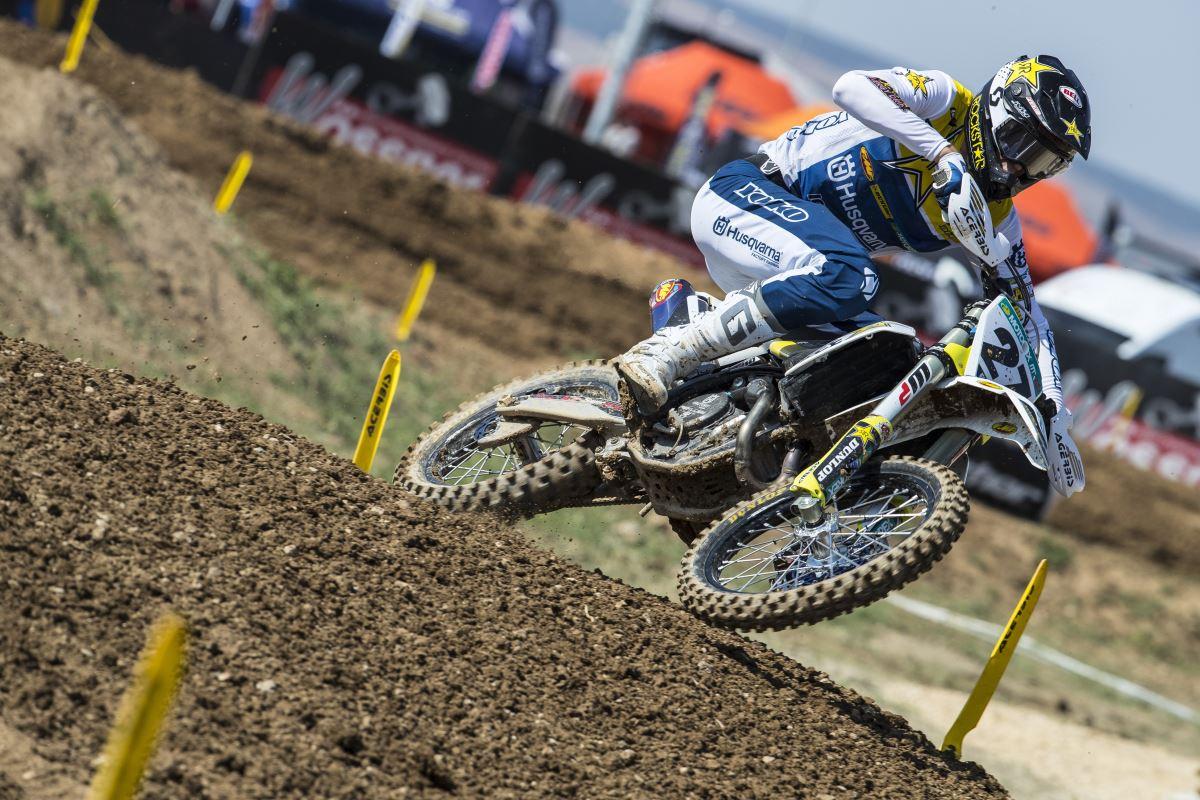 Arminas Jasikonis – Rockstar Energy Husqvarna Factory Racing - MXGP of Turkey