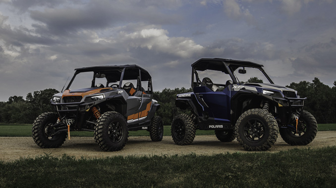 ELEVATE YOUR ADVENTURE WITH THE ALL NEW POLARIS GENERAL XP 1000 [678]