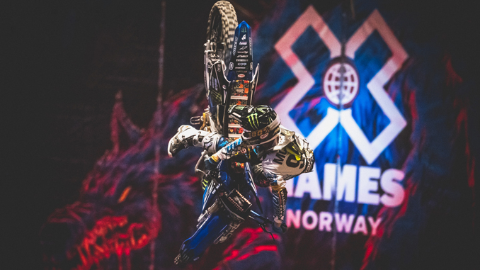 Monster Energy - X Games Norway