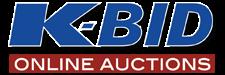 K-Bid Online Auction logo