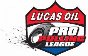 Lucas Oil Pro Pulling League logo