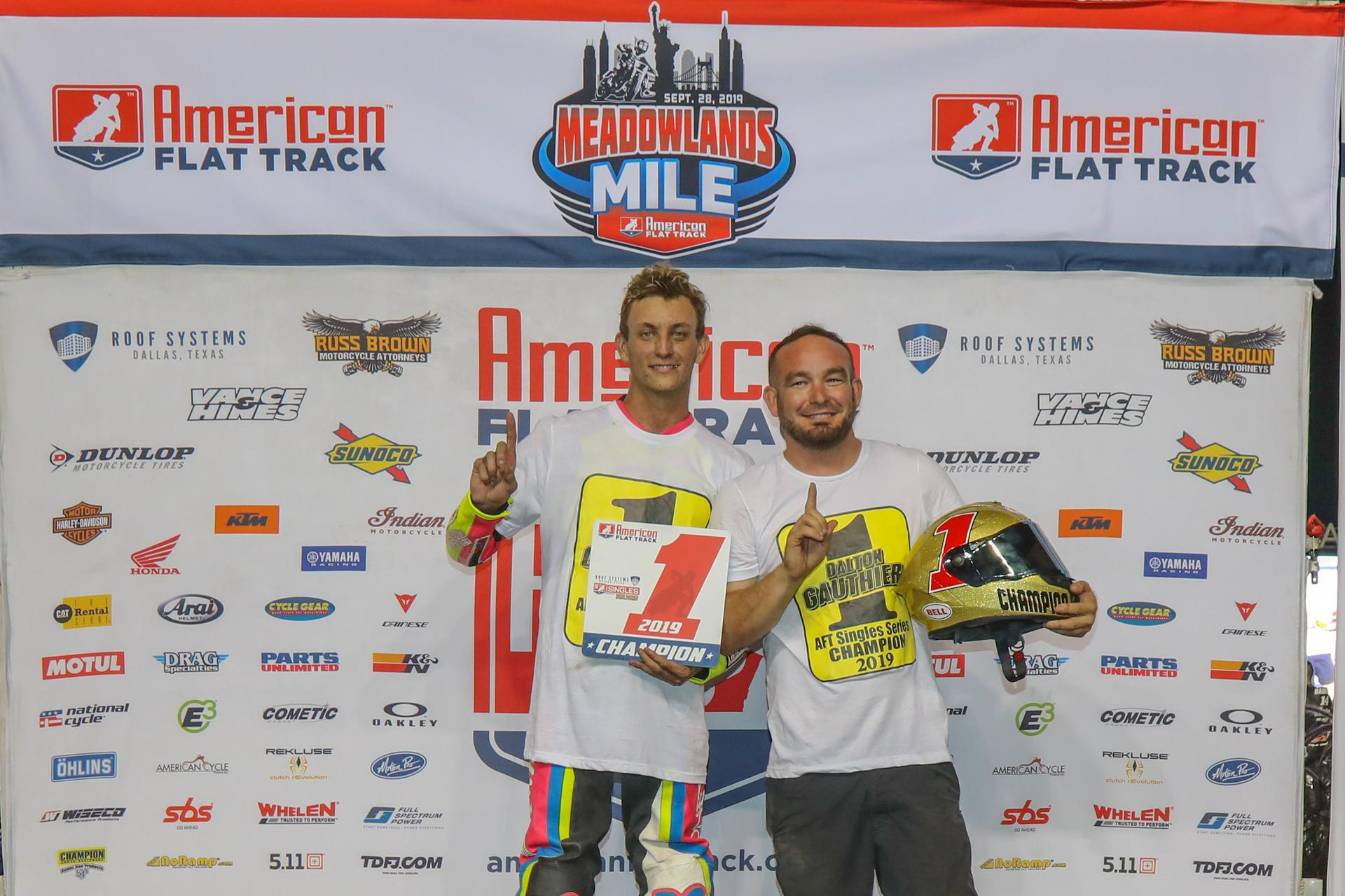 Meadowlands Mile - Gauthier PR