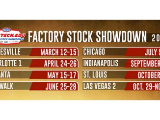 NHRA Announces 2020 Factory Stock Showdown Schedule [678]