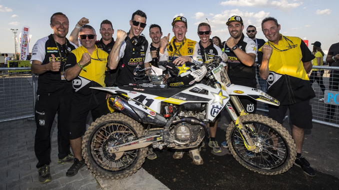 Pauls Jonass – Rockstar Energy Husqvarna Factory Racing - MXGP of Turkey [678]