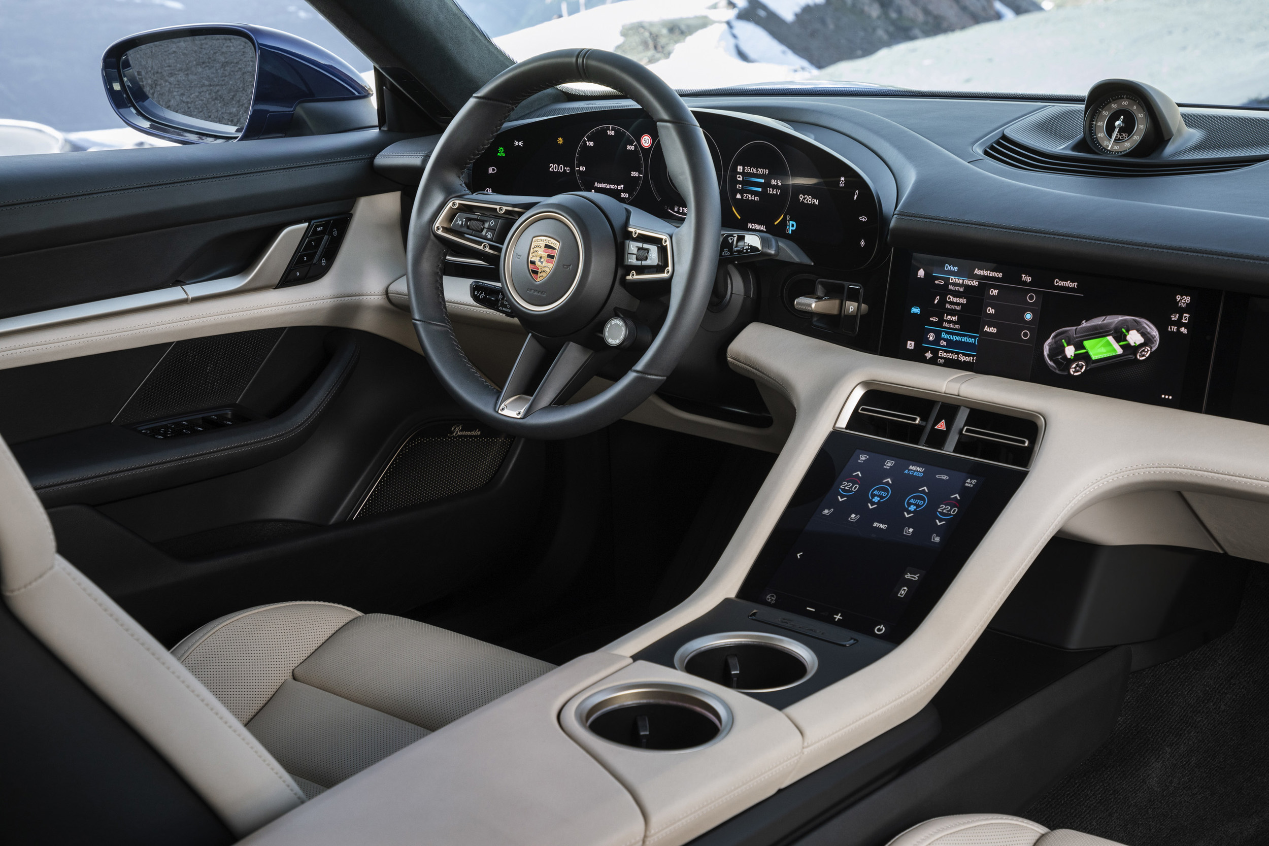 Porsche Taycan-Turbo-Taycan-Turbo-S