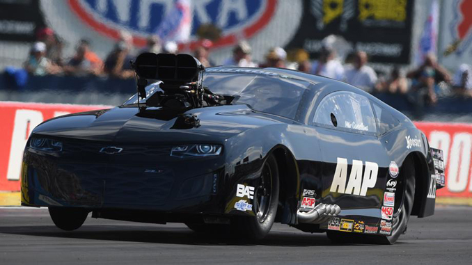 Pro Mod - Mike Castellana - Chevrolet Performance U.S. Nationals action