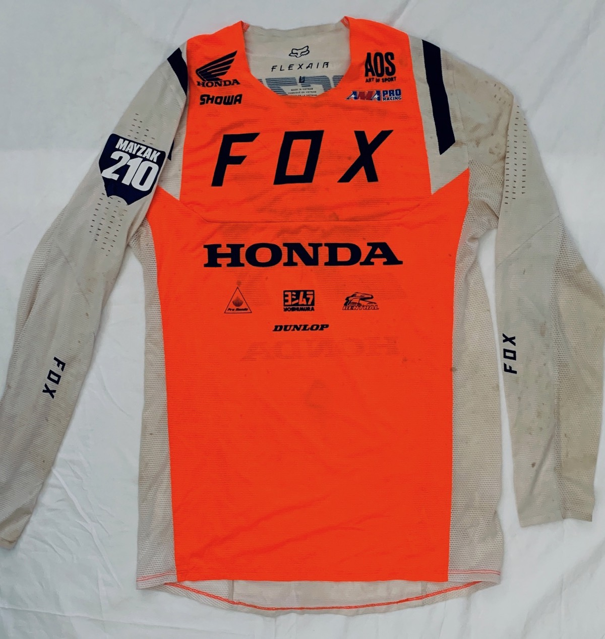 Road 2 Recovery Hosts Motocross Memorabilia Mania eBay Auction Featuring Lucas Oil Pro Motocross Championship [3]