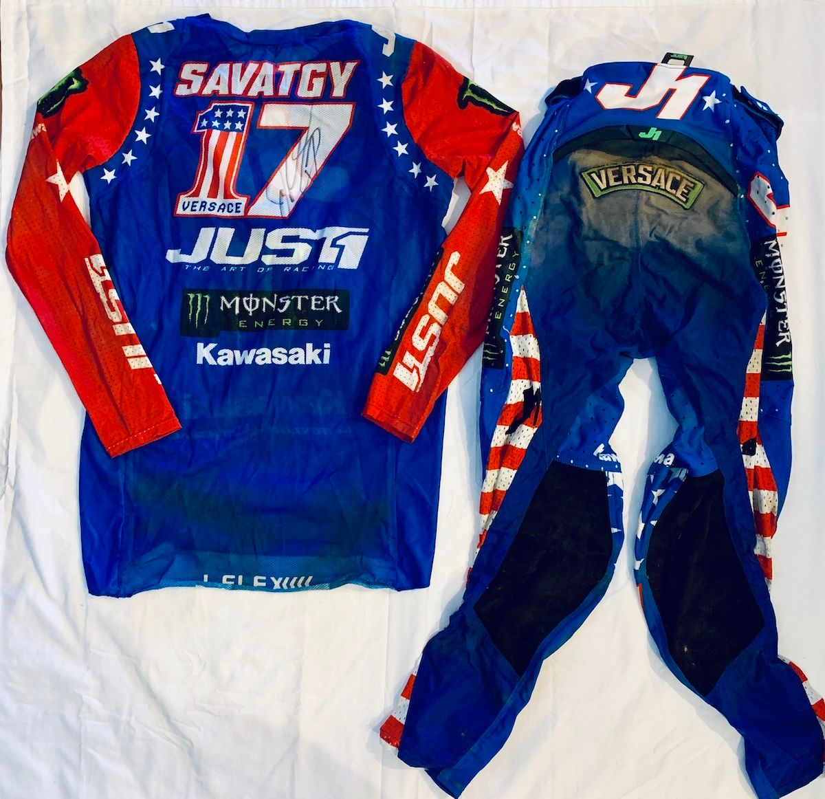 Road 2 Recovery Hosts Motocross Memorabilia Mania eBay Auction Featuring Lucas Oil Pro Motocross Championship [5]
