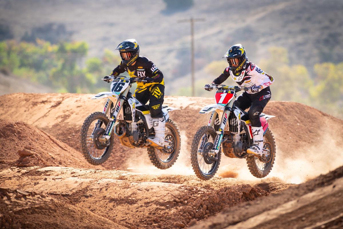 Rockstar Energy Husqvarna Factory Racing - Motocross of Nations [2]