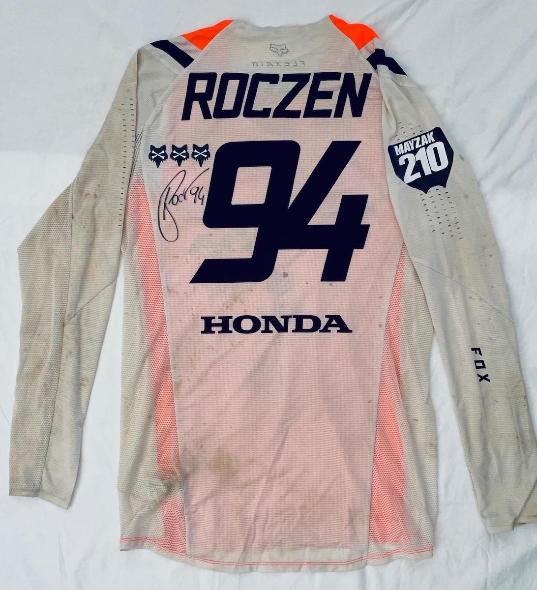Roczen race jersey