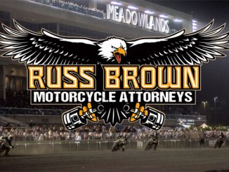 Russ Brown Motorcycle Attorneys Announced as Title Sponsor of AFT Finale Meadowlands Mile [678]