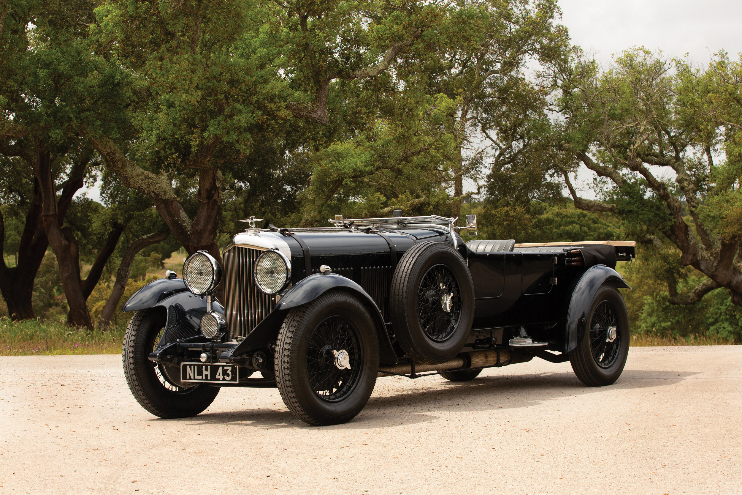 Sarragga Collection - 1931 Bentley 8-Litre Tourer (Tom Gidden © 2019 Courtesy of RM Sotheby's) [2]