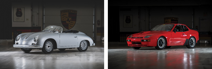 The Taj Ma Garaj Collection - Images by Darin Schnabel © 2019 Courtesy of RM Sotheby's