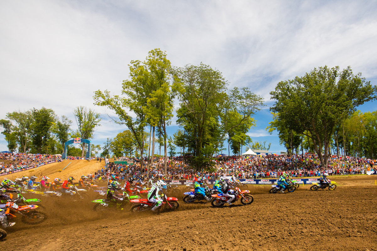 The departure of defending champion Adam Cianciarulo into the 450 Class means there will be a wide-open chase to capture the 250 Class title in 2020. Photo- Jeff Kardas