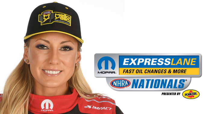 Top Fuel - Leah Pritchett - Mopar Express Lane NHRA Nationals [678]