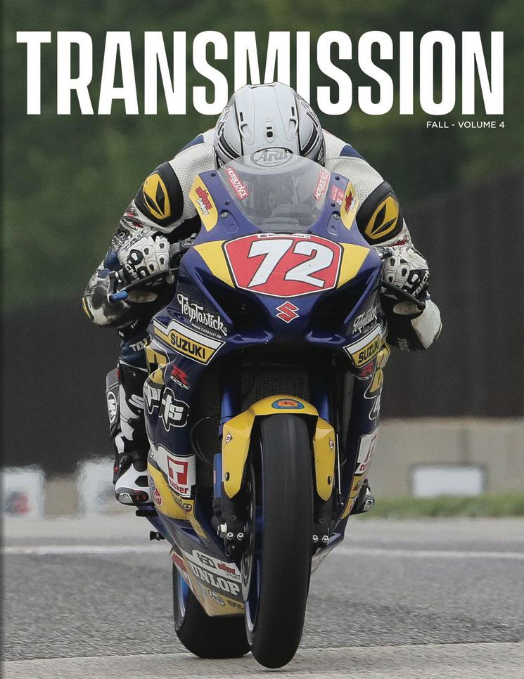 Tucker Transmission Magazine Volume 004 : Fall 2019