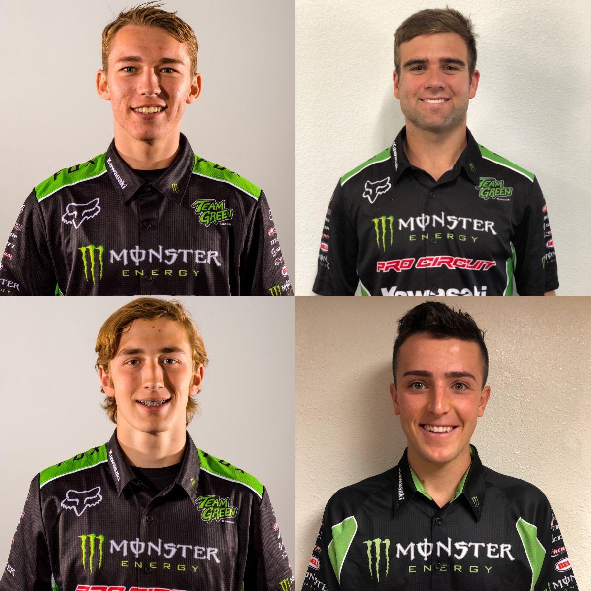 191001 Monster Energy-Pro Circuit-Kawasaki Race Team Announces 2020 Roster [1]