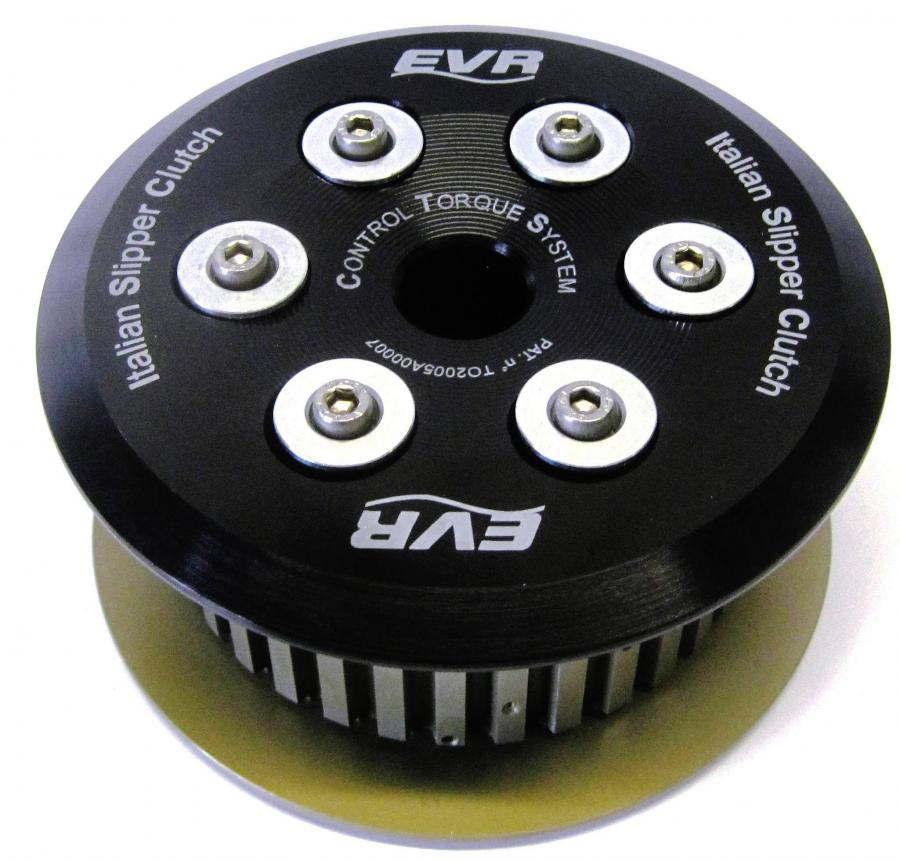 Graves Racing Services partners with Edo Vigna Racing to distribute EVR clutch systems in the USA