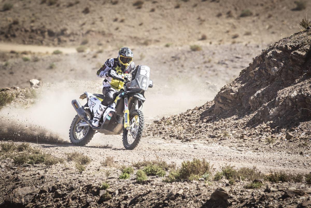 191006 Pablo Quintanilla – Rockstar Energy Husqvarna Factory Racing - Rally du Maroc Stage One [2]
