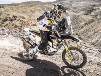 191006 Pablo Quintanilla – Rockstar Energy Husqvarna Factory Racing - Rally du Maroc Stage One [678]