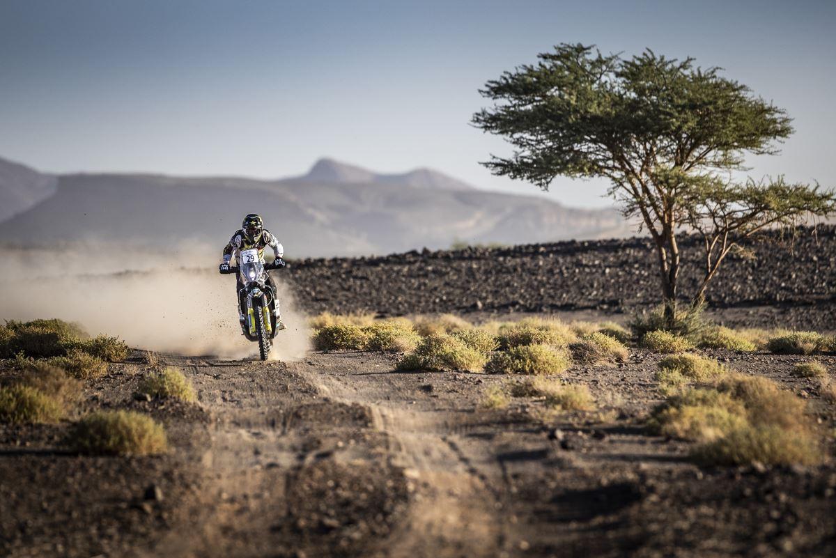191009 Andrew Short – Rockstar Energy Husqvarna Factory Racing - 2019 Rally du Maroc [WIN]