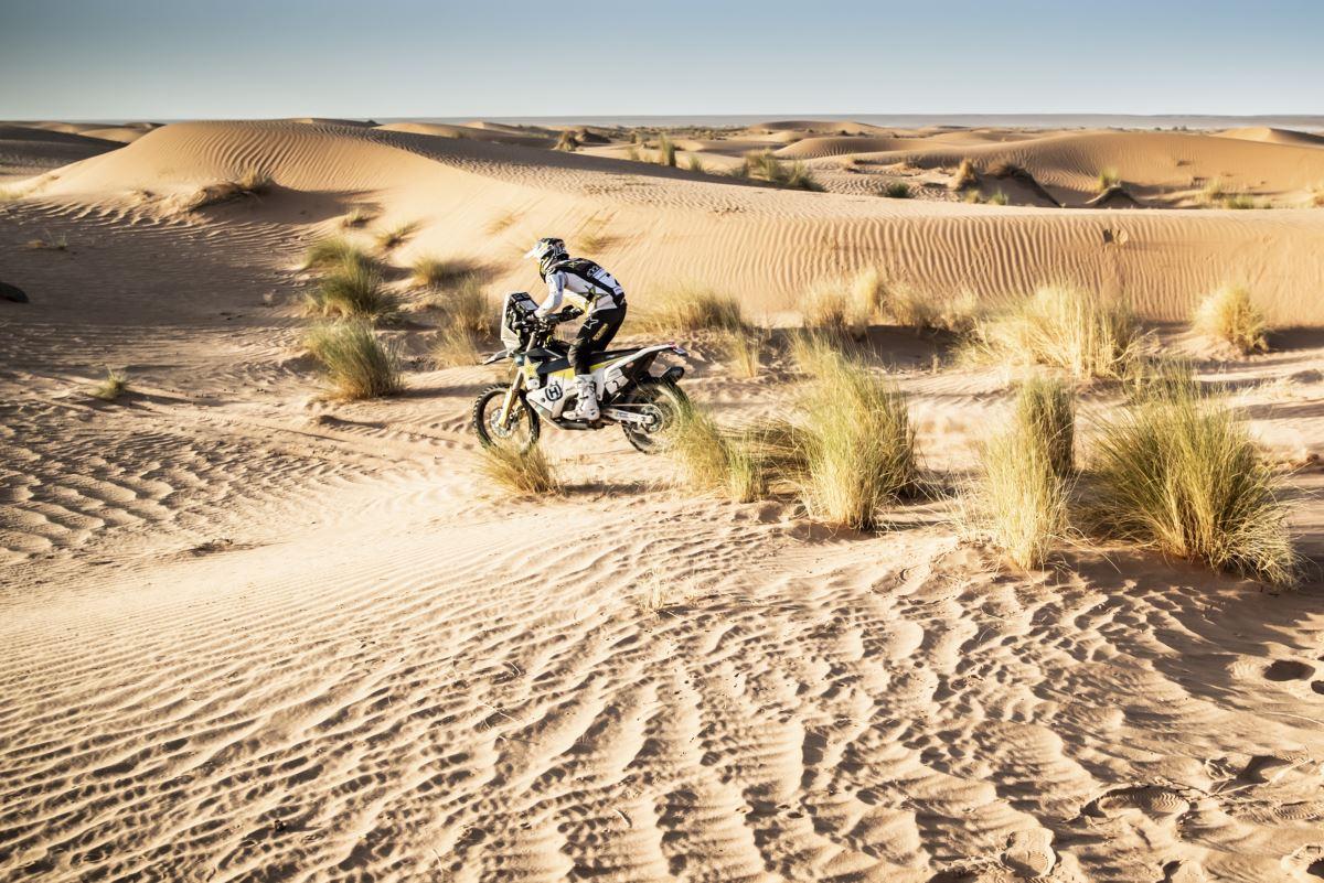 191007 Pablo Quintanilla – Rockstar Energy Husqvarna Factory Racing - 2019 Rally du Maroc [2]