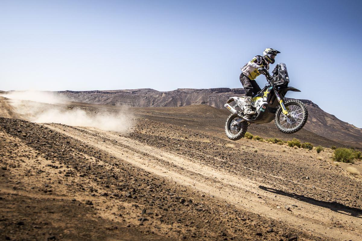 191009 Andrew Short – Rockstar Energy Husqvarna Factory Racing - Rally du Maroc [2]