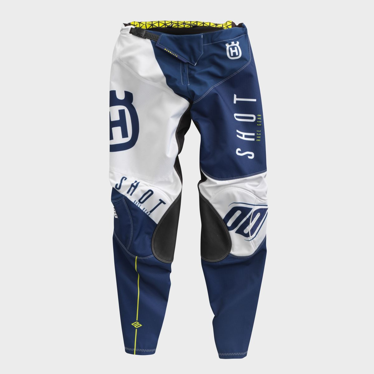 191009 HUSQVARNA MOTORCYCLES REPLICA FLASH COLLECTION 2019 BY SHOT - PANTS front