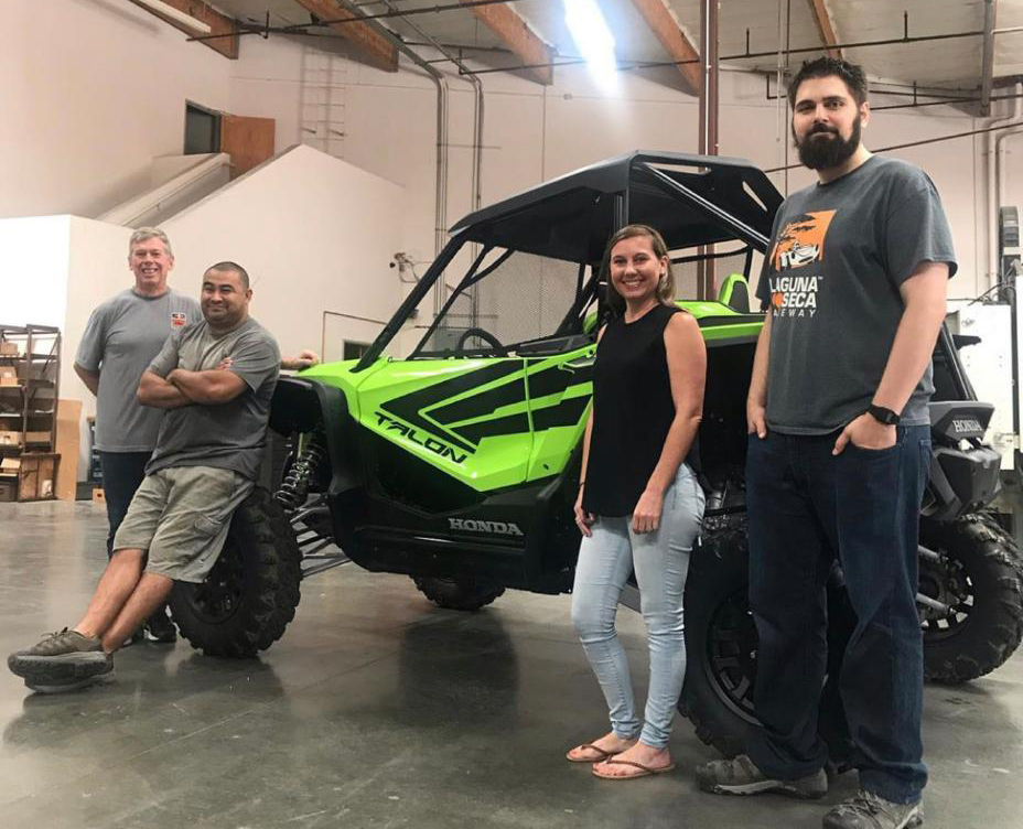 191010 Honda, MPS Collaborate on Side-by-Side Outfitted for Drivers With SCIs [3]