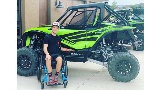 191010 Honda MPS Collaborate on Side-by-Side Outfitted for Drivers With SCIs [678.1]