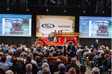 191013 RM Sotheby's Hershey Sale - images by Andrew Miterko © 2019 Courtesy of RM Sotheby's [8]