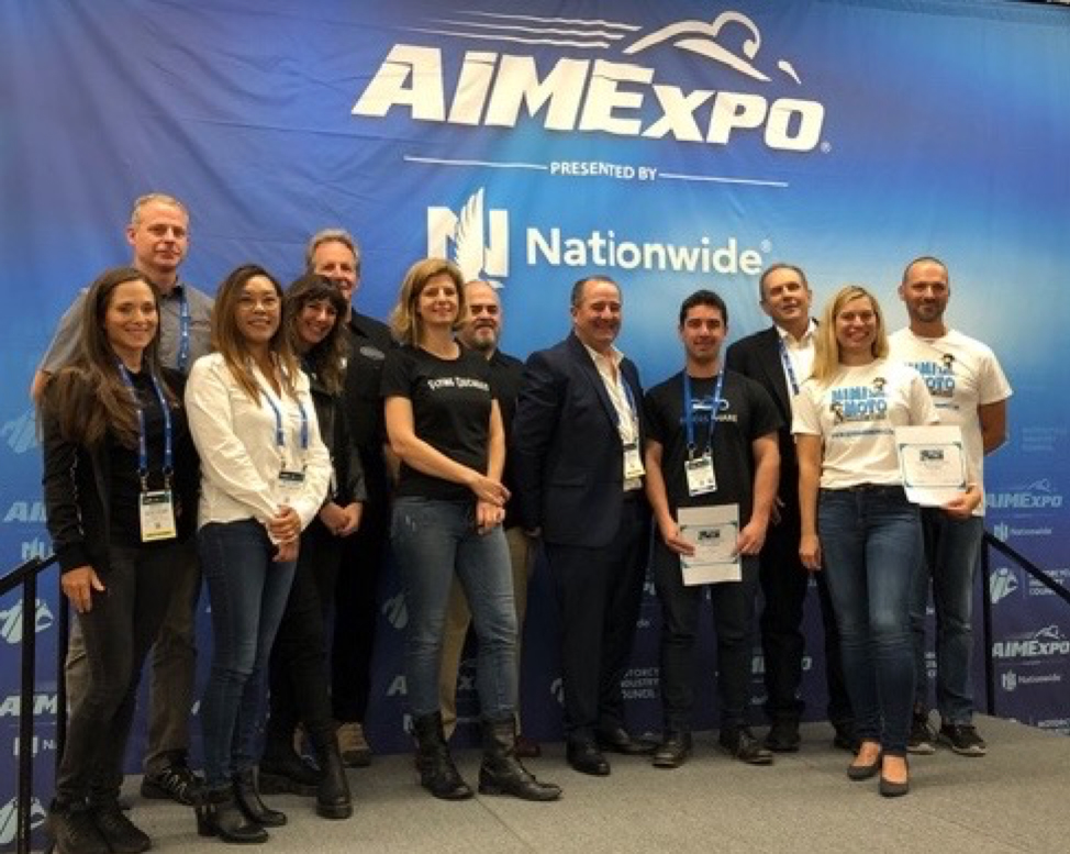 191014 Mimi and Moto Wins Motorcycle Industry Council's 2019 Gas Tank Competition