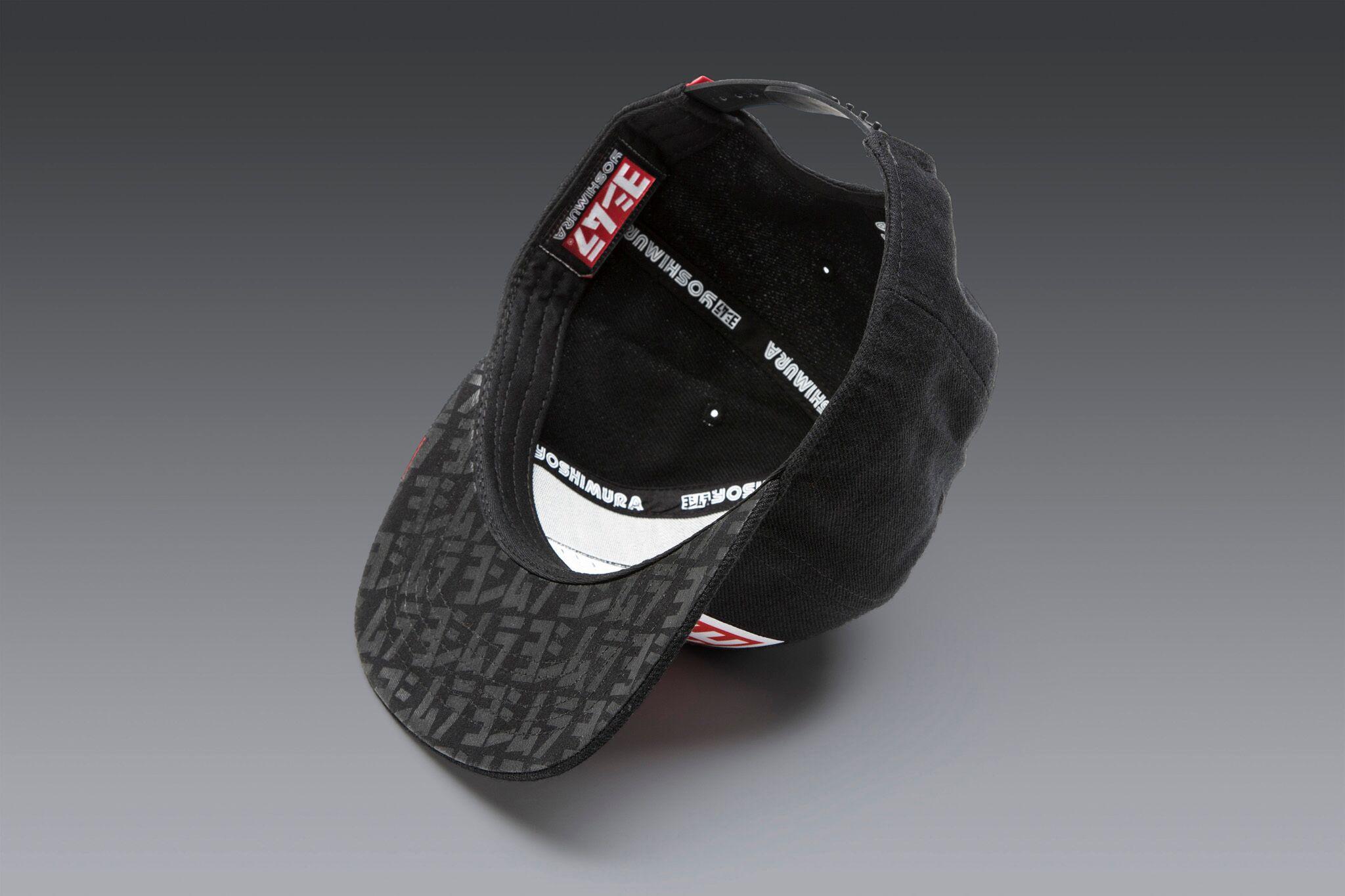 191019 Yoshimura V2 Wool Snapback Hat [2]