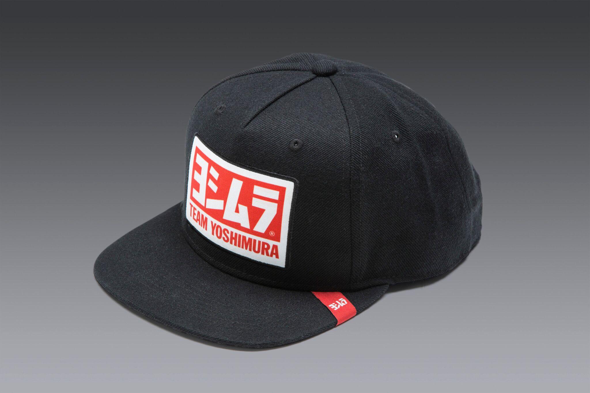 191019 Yoshimura V2 Wool Snapback Hat [3]