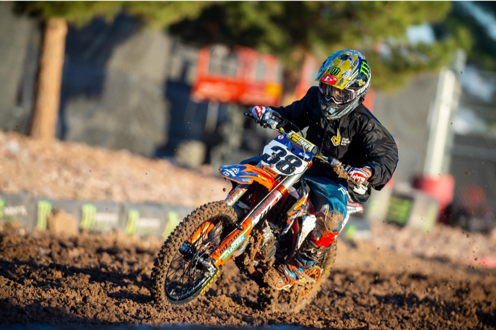 191024 Halden Deegan would go 2-1 for first overall. Photo Credit- Feld Entertainment, Inc.